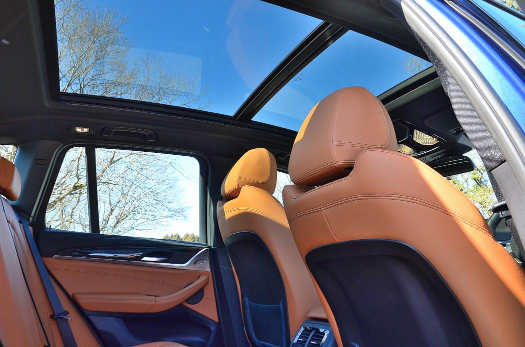 BMW X3 20dサンルーフ