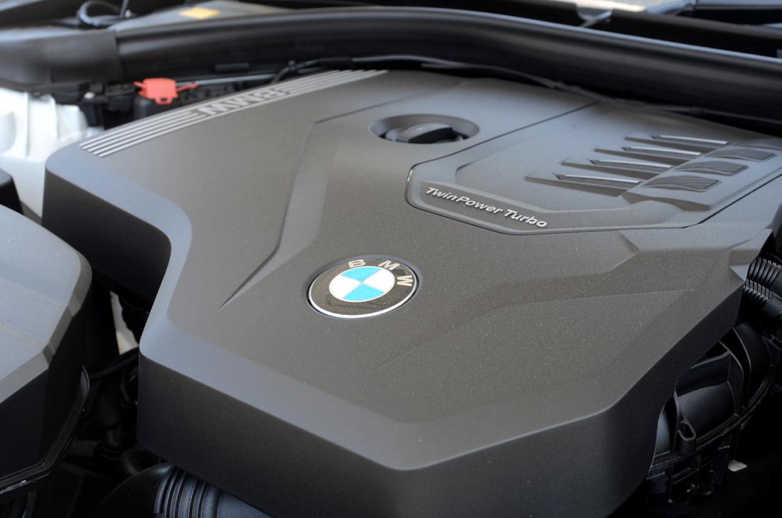 BMW3シリーズエンジン