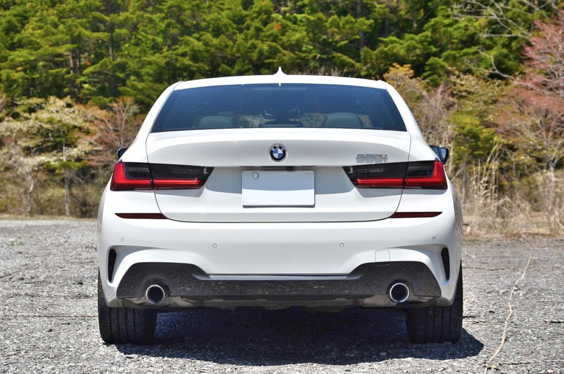 BMW3シリーズ リア